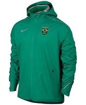 $350 Nike Men's Hyper-Shield Jacket, Green, Size S. - $118.79
