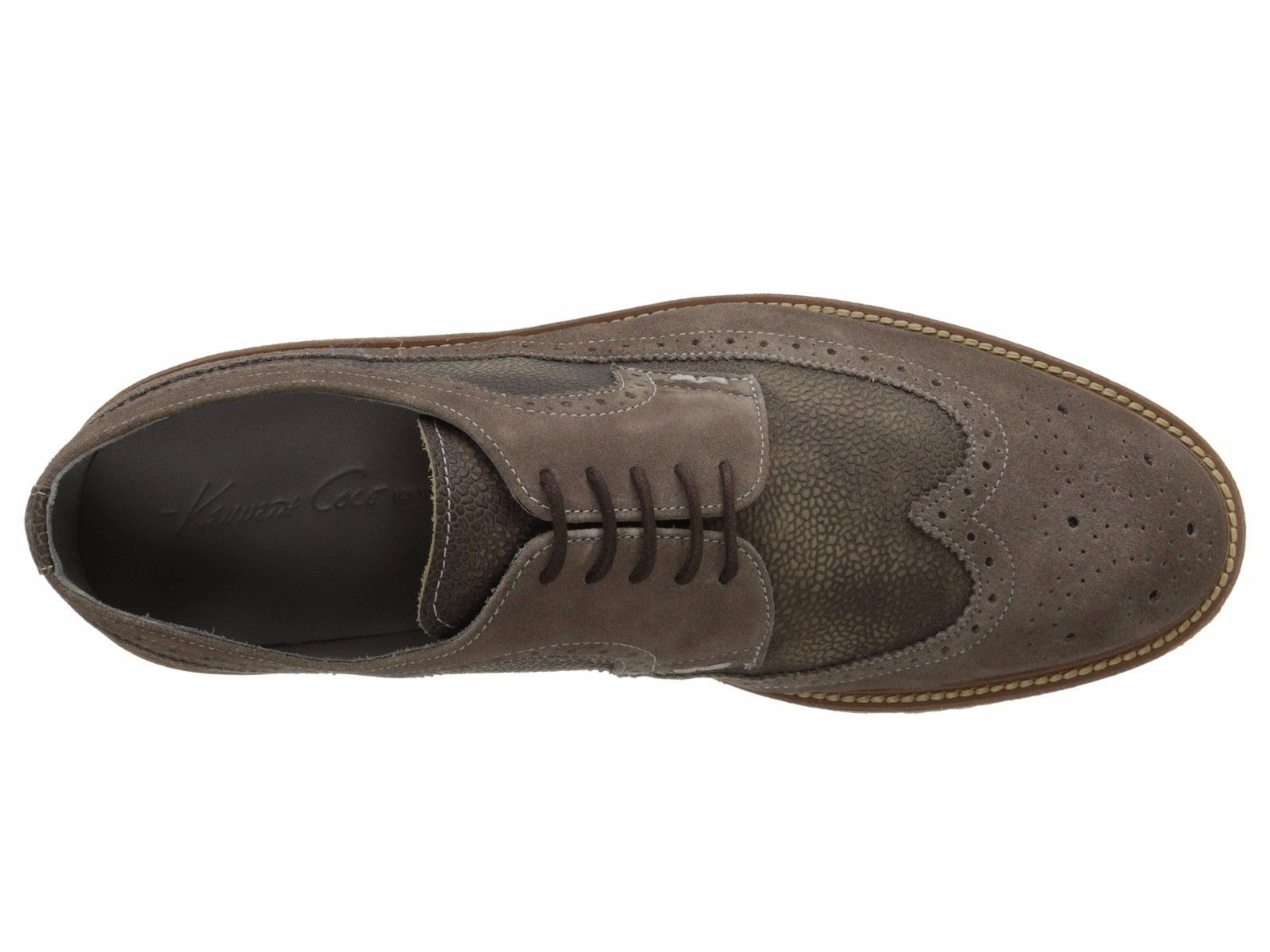 Size 7.5 KENNETH COLE (Suede/Leather) Men's Shoe! Reg$188 Sale$89.99 LastPair!