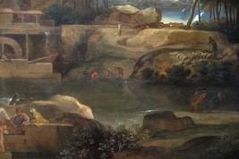 Landscape with the Rest on the Flight into Egypt by Sebastian Bourdon - Art Prin - $19.99+