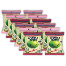 Crunch-a-Mame Organic Edamame Puffs - Single Serving Snack Bags - Savory... - $21.99