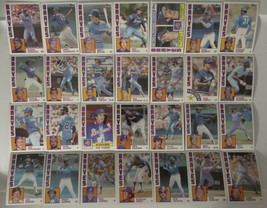 1984 Topps Atlanta Braves Team Set of 28 Baseball Cards - $4.99