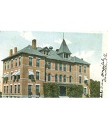 Lake View Hospital, Danville, Illinois 1908 used Postcard  - $5.99