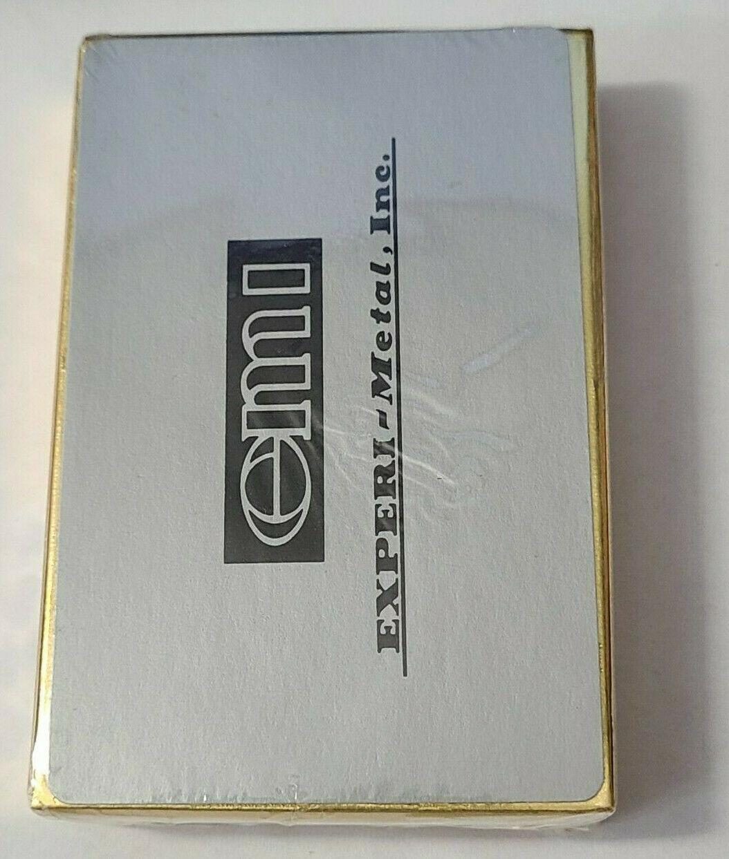 Experi-Metal, Inc. OMI Deck of Playing Cards   (#34)