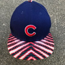 Chicago Cubs MLB Zubaz New Era Snapback Hat - $19.37