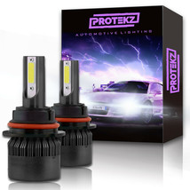 LED Headlight Kit Protekz Bulb 9012 6000K 1200W for 2017 Toyota COROLLA iM - $46.97