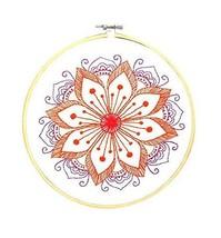 Full Range of Embroidery Starter Kit DIY Handmade Cross Stitch Kit Totem... - $17.63
