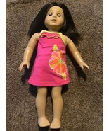 American Girl Doll Short Brown Hair and Brown Eyes Truly Me - $64.34