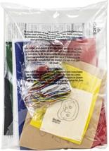 "Bucilla Felt Stocking Applique Kit 18"" Long-Santa With Lantern - $30.95"