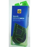 Spenco Rx 3082593 Orthotic Arch Support Number 3 Color Green - $26.19