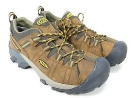 Keen Targhee II Low Size US 10 M (D) EU 43 Men's WP Trail Hiking Shoes 1008417 - $70.51