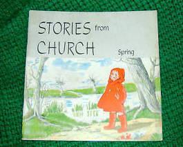Stories From Church Spring Jessie B Carlson  1955