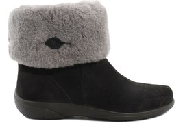 Abeo  Cozy  Booties  Black Women's Size US 7.5 () 5258 - $90.00