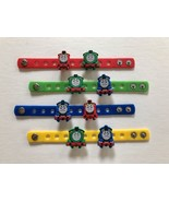 Party Favors Kids Thomas Train Charms Crocs Birthday Bracelets Percy James - $10.89