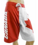 CANADA Canadian Flag Mens Board Shorts Swim Trunks S-2XL - $14.95+