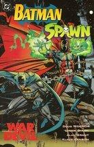 Batman Spawn: War Devil (One Shot) [Comic] [Jan 01, 1994] DC - $4.96