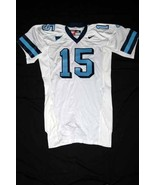 UNC Tarheel GAME USED WORN FOOTBALL JERSEY SIZE... - $99.00