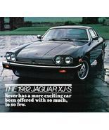 Jaguar Vintage 1982 Magazine Print Ad for Jaguar Automobiles Original Ve... - $3.49