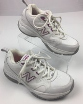 New Balance 609 Walking Shoes Sneakers Memory Top Insert White Women's S... - $21.73