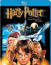 Harry Potter and the Sorcerer's Stone (Blu-ray) New
