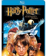 Harry Potter and the Sorcerer's Stone (Blu-ray) New - $7.95
