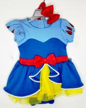 Disney Store Baby Snow White Dress & Headband - $14.95