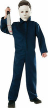 Child Michael Myers Halloween Scary Horror Fear Haunted Cosplay Costume 886790 - $34.91