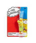 "The Simpsons 4""  Marge & Maggie Simpson Collectible Figure by Character ... - $24.75"