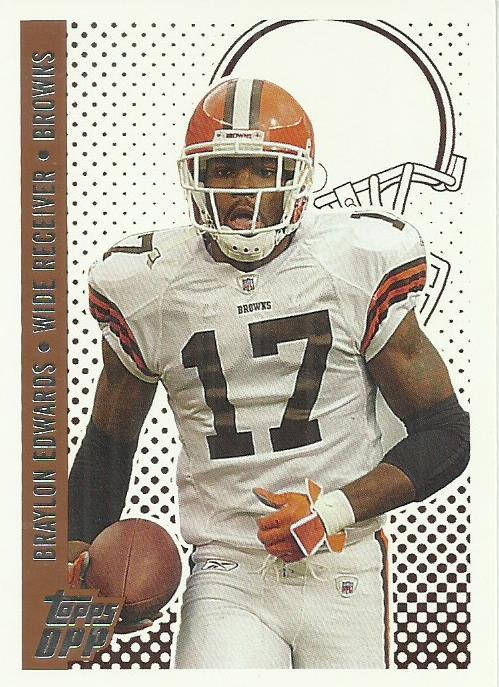 2006 Topps Draft Picks and Prospects #54 Braylon Edwards