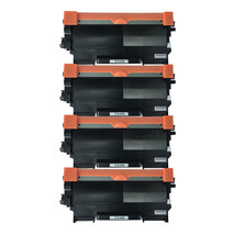 4pk For Brother TN-450 Black Toner Cartridge High Yield HL-2240 2270DW M... - $28.99