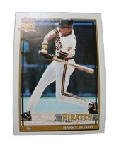 1991 Topps  Barry Bonds #570 Pirates See All Pictures for condition - $7.92