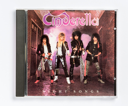 Cinderella - Night Songs - $4.00