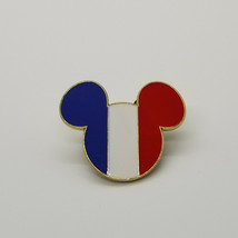 Disney Pins France Flag Mouse Disneyland Paris Resort 2008 French - $6.80