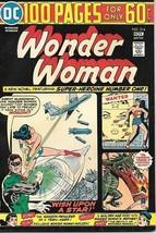 Wonder Woman Comic Book #214, DC Comics 1974 VERY FINE - $52.17