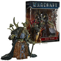 Year 2016 Warcraft Movie Series 6 Inch Tall Figure GUL'DAN with Staff - $39.99