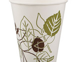 """Dixie Pathways Polycoated Paper Cold Cups, 12oz, 100/Pack DXE12FPPATHPK"""