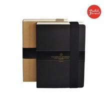 Kraft Hard Cover Bullet Journal Notebook Diary Planner Organizer 240pc Book - $20.94