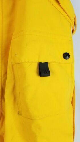 Adidas Yellow SnowBib Insulated Ski/ Snowboard Pants Size Small Entrant Dermizar