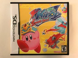 Kirby Squeak Squad - Nintendo DS - Replacement Case - No Game - $7.91