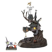 Department56 Nightmare Before Christmas Village Lock Shock and Barrel Tr... - $125.53