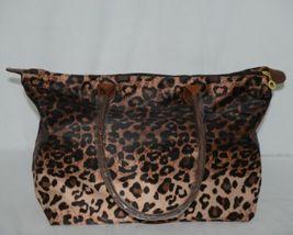 J Brand Product Number HD1293LP Large Leopard Print Purse image 3