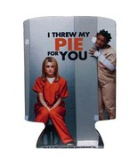 ICUP Orange is The New Black I Threw My Pie Huggie/Koozie, Clear - $9.80