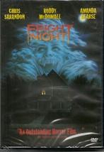 Fright Night - DVD - Widescreen - Chris Sarandon - Roddy McDowall - New ... - $12.49