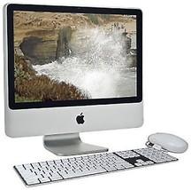 "Apple iMac 20"" Desktop Core 2 Duo 2.66GHz 2GB RAM 500GB HDD MB324LL/A - $252.44"