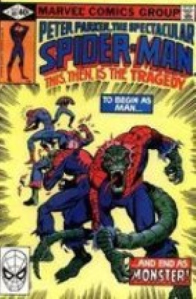 40 Mar Spider-Man  Jan 01, 1979 Marvel Comics Group