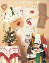 Artistic Needle Placemats VIII - Christmas - $7.43