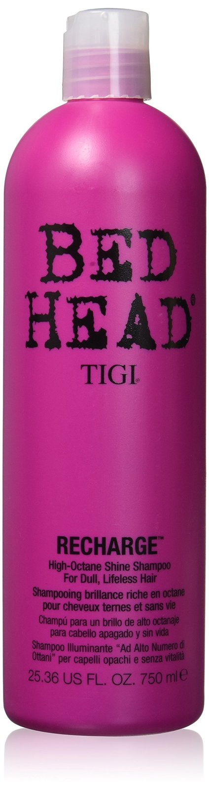 TIGI Bed Head Recharge High-Octane Shine Shampoo, 25.36 Ounce