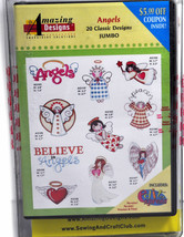 Amazing Designs Angel Embroidery CD, ADC-82JTK - $56.27
