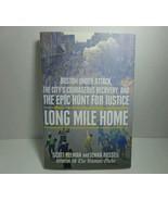 LONG MILE HOME BOSTON BOMBING SCOTT HERMAN JENNA RUSSELL BOSTON GLOBE PA... - $4.89