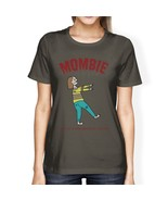 Mombie Sleep Deprived Still Alive Womens Dark Grey Shirt - $14.99
