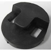 Round Black Rubber Mute for Upright Bass - $9.90